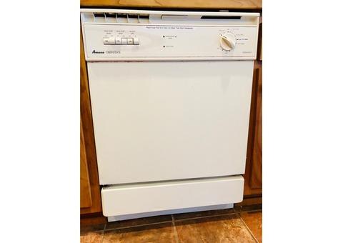 Oven, Microwave Range, Dishwasher