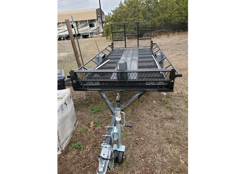 Northstar ATV 12.5 × 5 Trailer